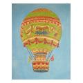 Hot Air Balloon 2 Needlepoint Canvas