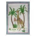 Giraffe Needlepoint Canvas