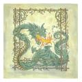 Dragon Needlepoint Canvas