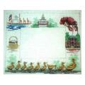 Boston Frame Needlepoint Canvas