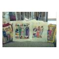 Assorted Ladies Series Needlepoint Canvas