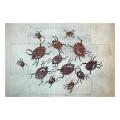 Lady Bug Brick Cover Canvas