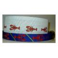 Lobster Belt Needlepoint Canvas