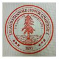 Stanford University Needlepoint Canvas